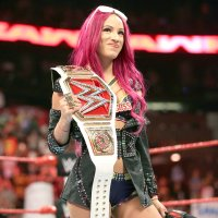 Raw WWE_Women's_Championship sasha_banks smiling wwe // 1600x1600 // 1.1MB
