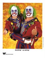 dink doink_the_clown promotional_image smiling thumbs_up wwf // 498x631 // 513.3KB