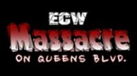 Massacre_On_Queens_Blvd. ecw logo // 215x121 // 5.1KB