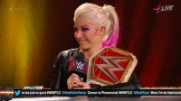 Raw_Talk WWE_Raw_Women's_Championship alexa_bliss microphone smiling wwe // 955x539 // 920.2KB