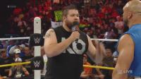 Kevin_Owens Raw gif kevin_steen microphone ryback wwe // 480x270 // 1.4MB