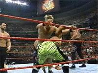 Jeff_Hardy autoplay_gif brian_christopher gif pointing sunday_night_heat wwf // 200x150 // 3.8MB