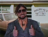 Malibu_Al Southpaw_Regional_Wrestling aj_styles smiling sunglasses thumbs_up // 671x517 // 435.3KB