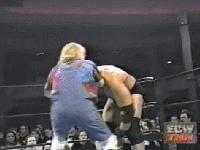 ECW_On_TNN autoplay_gif ecw german_suplex gif mike_awesome referee spike_dudley suplex // 200x150 // 2.0MB