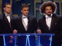 WWE_Hall_Of_Fame_Induction_Ceremony carlito epico primo suit wwe // 424x318 // 213.4KB