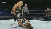 aj_lee autoplay_gif beth_phoenix gif kaitlyn natalya referee scott_armstrong sharpshooter tapping wwe // 200x114 // 1.3MB