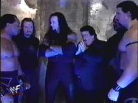 Dennis_Knight Ministry_Of_Darkness backlash john_bradshaw_layfield mideon paul_bearer ron_simmons undertaker viscera wwf // 320x240 // 18.4KB