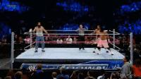 Luke_Harper autoplay_gif gif jey_uso jimmy_uso referee smackdown superkick wwe // 200x112 // 702.8KB