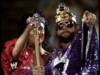 Sensational_Sherri crown macho_man_randy_savage pointing sunglasses wwf // 418x313 // 216.4KB