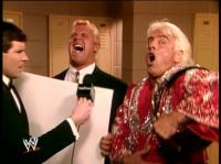 curt_hennig laughing microphone mr._perfect ric_flair sean_mooney suit wrestlemania wwf wwf_championship // 404x301 // 177.5KB