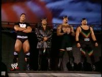 Raw arms_folded d'lo_brown faarooq nation_of_domination ron_simmons the_godfather the_rock wwe // 424x318 // 182.2KB