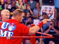 capitol_punishment john_cena pointing referee scott_armstrong wwe // 424x318 // 221.1KB