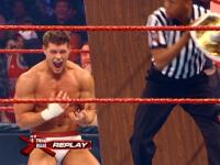 black_ref cody_rhodes extreme_rules justin_king referee table wwe wwe_intercontinental_championship yelling // 424x318 // 218.5KB