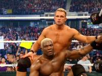 charlie_haas one_night_stand shelton_benjamin world's_greatest_tag_team wwe // 421x315 // 230.1KB