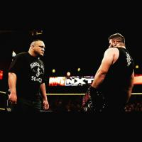 Kevin_Owens NXT_Championship NXT_Takeover_Unstoppable kevin_steen nxt samoa_joe wwe // 642x642 // 64.5KB