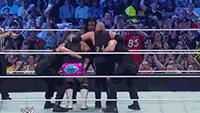 Dean_Ambrose Roman_Reigns Seth_Rollins The_Shield autoplay_gif billy_gunn gif new_age_outlaws powerbomb referee road_dogg wrestlemania wwe // 200x113 // 3.3MB