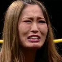 crying gif io_shirai nxt wwe yelling // 256x256 // 2.4MB