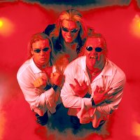 Gangrel The_Brood arms_crossed christian edge smiling sunglasses wwf // 1600x1600 // 1.2MB