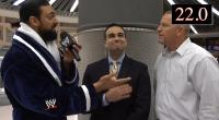 The_JBL_And_Cole_Show Tony_Dawson damien_sandow microphone road_dogg suit wwe // 854x470 // 490.2KB
