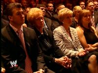 WWE_Hall_Of_Fame_Induction_Ceremony linda_mcmahon shane_mcmahon stephanie_mcmahon suit wwe // 421x315 // 233.8KB