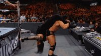 Roman_Reigns Stomping_Grounds drew_mcintyre gif wwe // 474x265 // 2.4MB