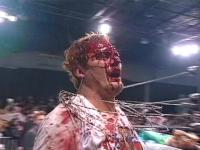 House_Party barbed_wire blood ecw the_sandman // 424x318 // 220.5KB