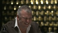 Table_For_3 laughing shane_mcmahon smiling wwe // 951x538 // 1006.1KB