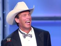 WWE_Hall_Of_Fame_Induction_Ceremony hat john_bradshaw_layfield laughing smiling suit wwe // 421x315 // 139.8KB