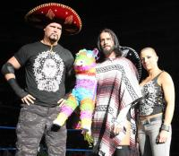 Serena_Deeb akimbo cm_punk hat luke_gallows piñata straight_edge_society wwe // 436x381 // 189.0KB