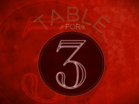 Table_For_3 logo wwe // 424x318 // 172.5KB
