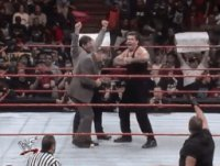 Raw autoplay_gif gerald_brisco gif pat_patterson vince_mcmahon wwf yelling // 256x194 // 5.7MB