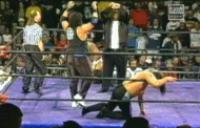 Total_Elimination autoplay_gif ecw gif hugging kronus perry_saturn referee the_eliminators // 190x122 // 2.4MB
