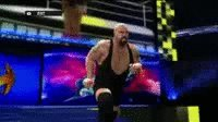 Big_Show Swanton_Bomb autoplay_gif smackdown_vs_raw video_game wwe // 200x112 // 891.4KB