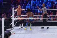 autoplay_gif black_ref dolph_ziggler gif justin_king kofi_kingston monkey_flip referee superstars wwe // 200x136 // 2.7MB