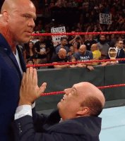 Raw autoplay_gif gif kurt_angle paul_heyman smiling wwe // 177x200 // 1.2MB