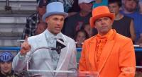 Bad_Influence christopher_daniels hat impact_wrestling kazarian microphone pointing suit tna // 716x392 // 628.1KB