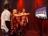 david_hart_smith evan_bourne fatal_4_way pointing r-truth the_hart_dynasty tv tyson_kidd wwe // 424x318 // 193.6KB