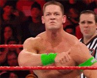 Raw autoplay_gif frowning gif john_cena referee wwe // 200x161 // 3.5MB