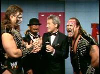 alex_trebek celebrity crush demolition microphone mr._fuji smash smiling suit wrestlemania wwf // 406x304 // 192.0KB